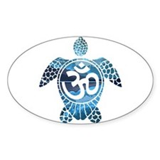 Ohm Turtle Decal
