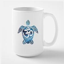Ohm Turtle Mugs