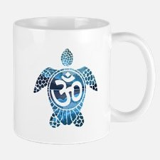 Ohm Turtle Mugs