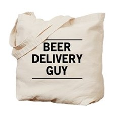 Beer Delivery Guy Tote Bag