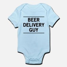 Beer Delivery Guy Body Suit