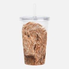 chocolate.png Acrylic Double-wall Tumbler