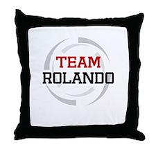 Rolando Throw Pillow