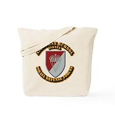Airborne School Tote Bag