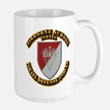 Airborne School Large Mug