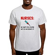 Nurses Sedated T-Shirt