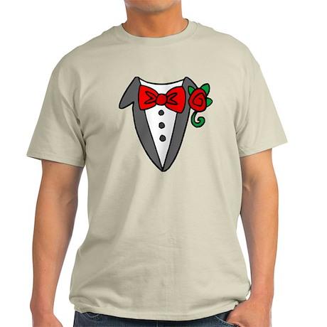 Tuxedo Shirt Light T-Shirt