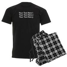 Cafepress Template Pajamas
