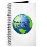 Make every day Earth Day Journal