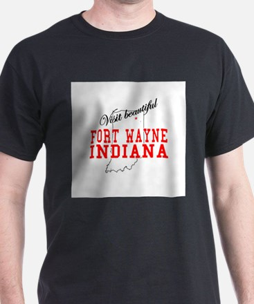 Visit Beautiful Fort Wayne, I T-Shirt