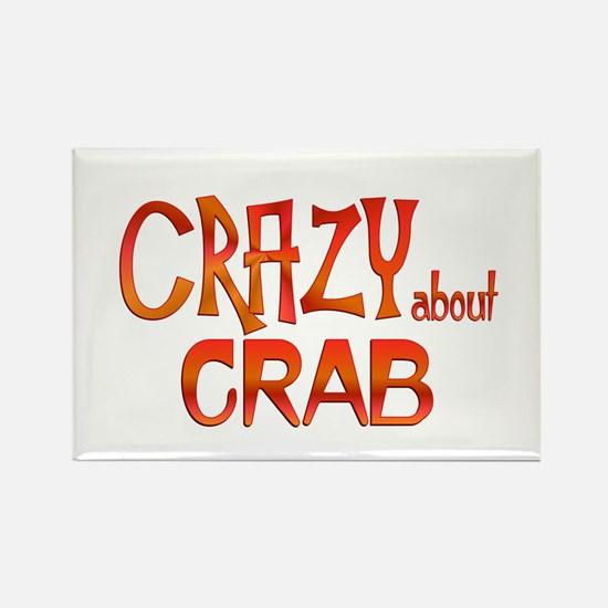 Crazy About Crab Magnets