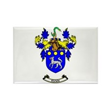 O'FLYNN Coat of Arms Rectangle Magnet (10 pack)