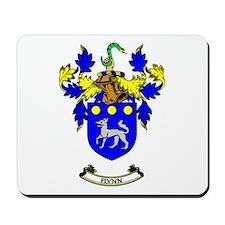 O'FLYNN Coat of Arms Mousepad