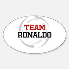 Ronaldo Oval Decal
