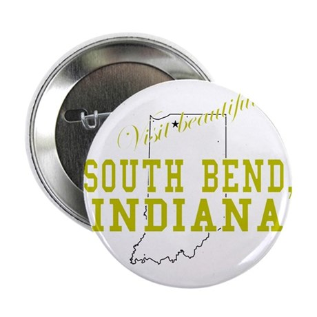 "Visit Beautiful South Bend, I 2.25"" Button (10 pac"
