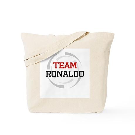 Ronaldo Tote Bag