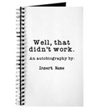 Funny Journals & Spiral Notebooks