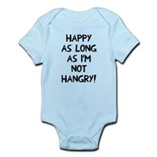 Happy as long as no hangry Onesie