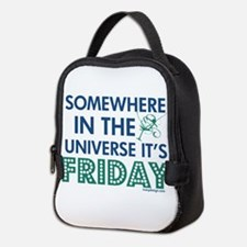 Cute Quips and quotes Neoprene Lunch Bag