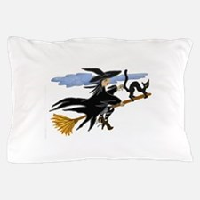 Cute Witches Pillow Case
