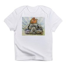Cute Baby banjo Infant T-Shirt