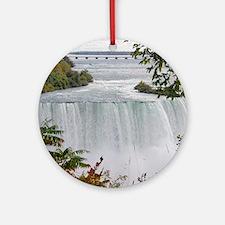 Niagara Falls Ornament (Round)