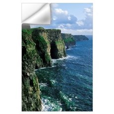 Cliffs Of Moher, County Clare, Ireland, Cliffs On  Wall Decal