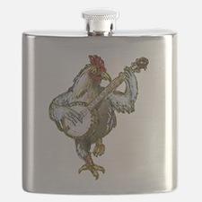 Unique Chicken Flask