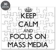 Cute Mass media Puzzle