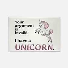 Unicorn Argument Magnets