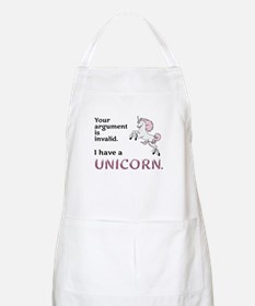 Unicorn Argument Apron
