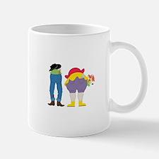 Gardening People Mugs