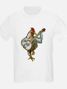 Banjo Chicken T-Shirt