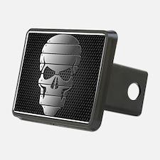 Chrome Skull Hitch Cover