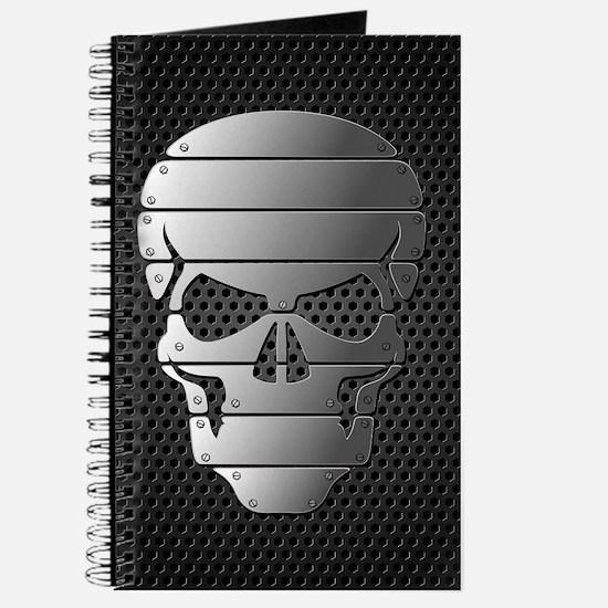 Chrome Skull Journal