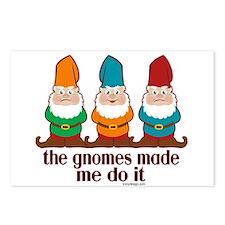 Cute Dwarves Postcards (Package of 8)