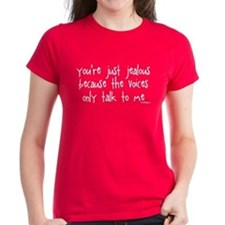 You're just jealous Tee