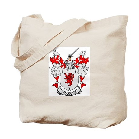 O'DWYER Coat of Arms Tote Bag