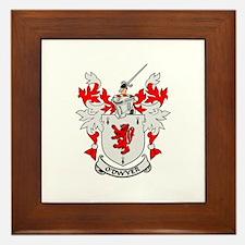 O'DWYER Coat of Arms Framed Tile