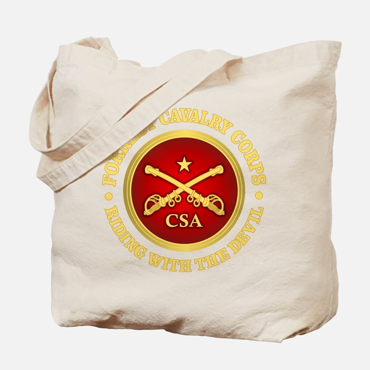 CSC-Forrest Cavalry Tote Bag