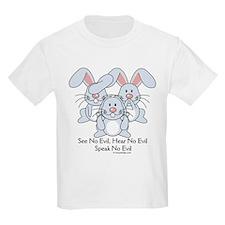 hearnoevilbunnyCIRCLECENTER T-Shirt