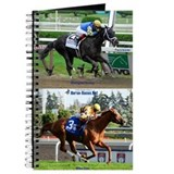 Horse racing Journals & Spiral Notebooks