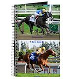 Horse racing Journals & Spiral Notebooks