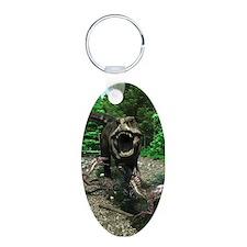 Tyrannosaurus Rex 4 Keychains