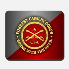 CSC-Forrest Cavalry Mousepad