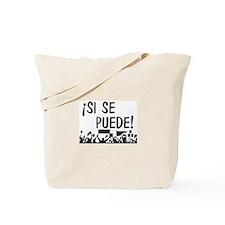 Unique Immigrants Tote Bag
