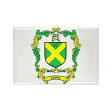 O'DOWD Coat of Arms Rectangle Magnet