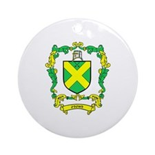 O'DOWD Coat of Arms Ornament (Round)