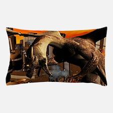 Attack of a dragon Pillow Case