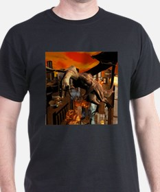 Attack of a dragon T-Shirt